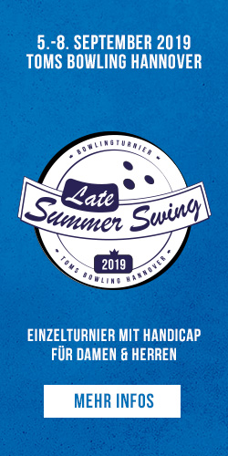 Late Summer Swing 2018
