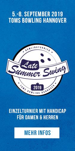 Late Summer Swing 2018